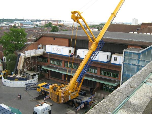 Evolution5, Royal South Hants, Hospital, Health, Public Sector Procurement, Project Management, Construction Management