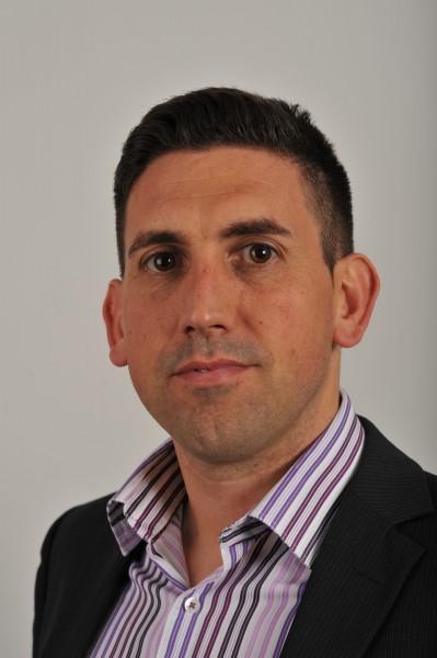 Jamie Barrett, Managing Director, Evolution5