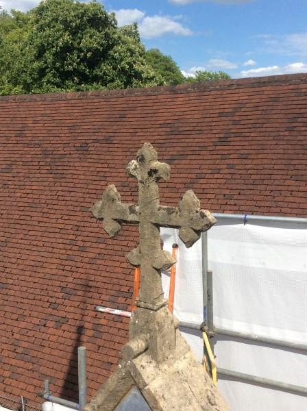 Chapel old cross