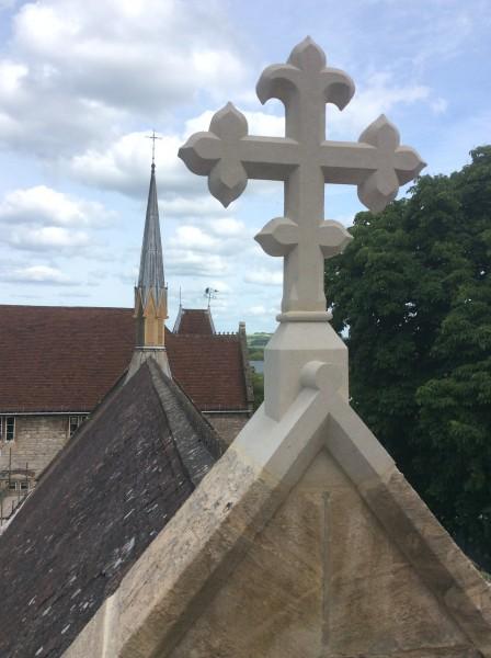 West Gable Cross 1