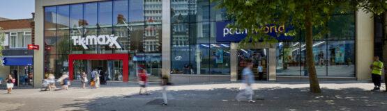 Times Square, Construction Management, Cost Management, Sutton, Retail, Shopping Centre