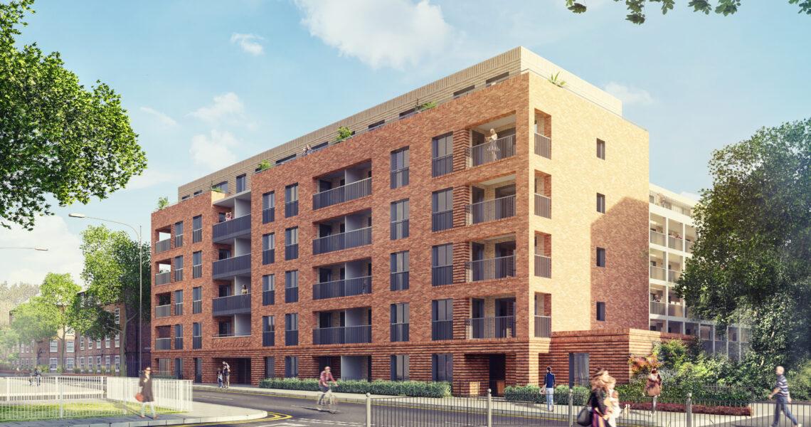 Jolles House, Residential, Social Housing, Affordable Housing, London, Principal Designer