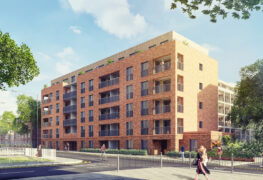 Jolles House, Residential, Social Housing, Affordable Housing, London, Principal Designer