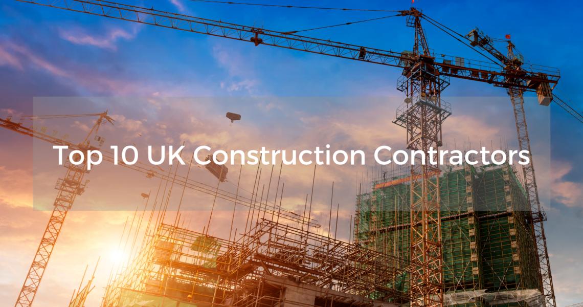 Top 10 Construction Contractors