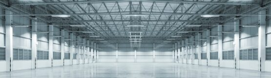 Warehouse, industrial unit, project management