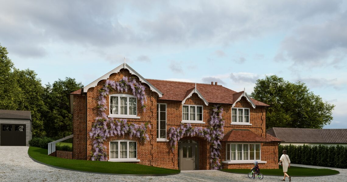 Winsley House; Hampshire, Residential